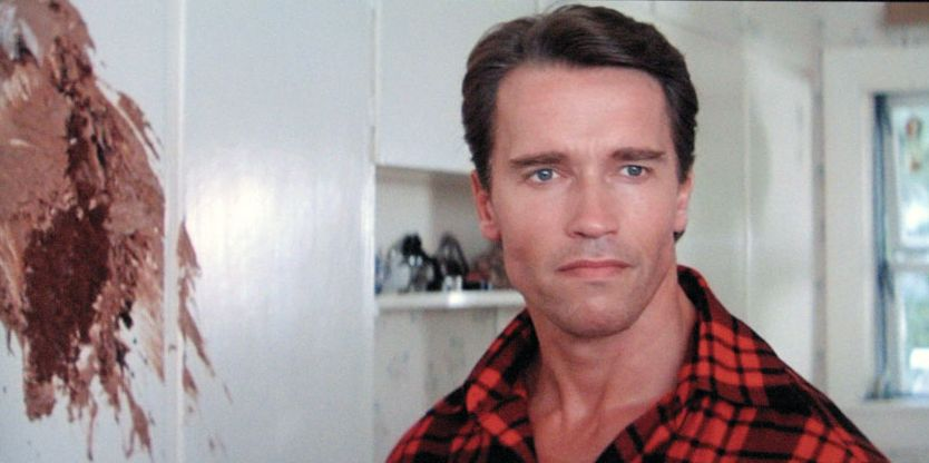 80s Trash of the Week: Raw Deal! Nobody gives him a raw ... Arnold Schwarzenegger