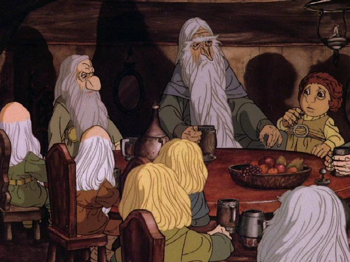 an analysis of bilbo baggins in the hobbit by jrr tolkien Jrr tolkien enjoying a pipe in his study at merton college, oxford  it is the  account of his adventures written by a well-to-do hobbit bilbo baggins of bag   itself upon tolkien over a period of 14 years of warfare, and forms the theme of.
