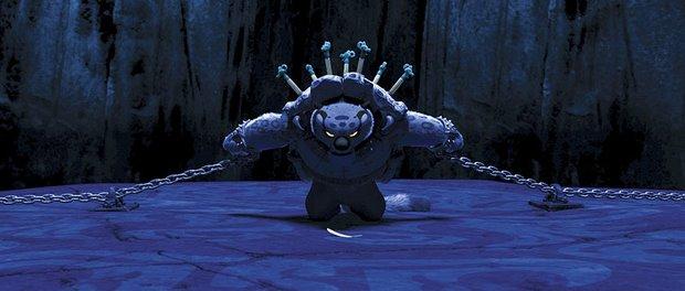 Kung Fu Panda Thomas Pluck