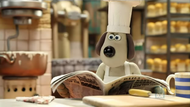 wallace and gromit a matter of loaf and death rating