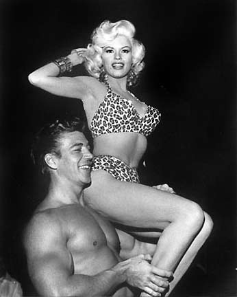 TODAY I WATCHED (Movies, TV series) 2014 - Page 40 Jayne-mansfield-mickey-hargitay1