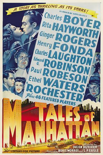 Tales of Manhattan | Thomas Pluck