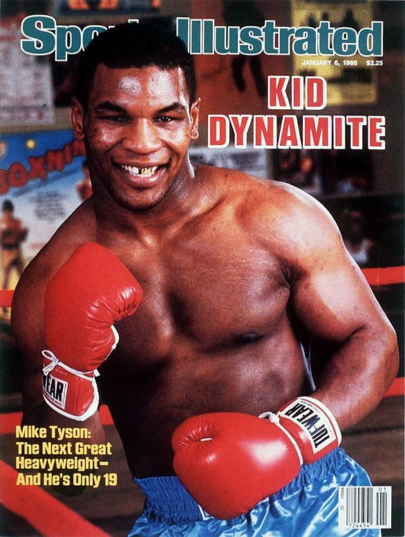 an example of mike tyson as a tragic hero Undisputed truth: my autobiography by mike tyson (harpersport, £20.