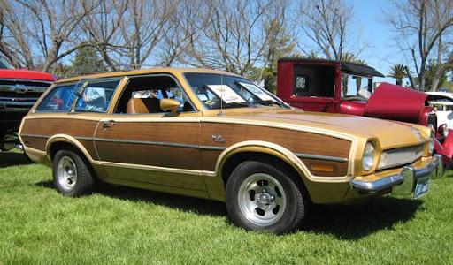T Brown Bad Man Wagon