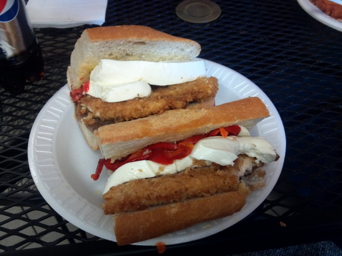 Giovanni Sandwich