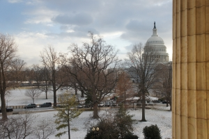 dc in snow