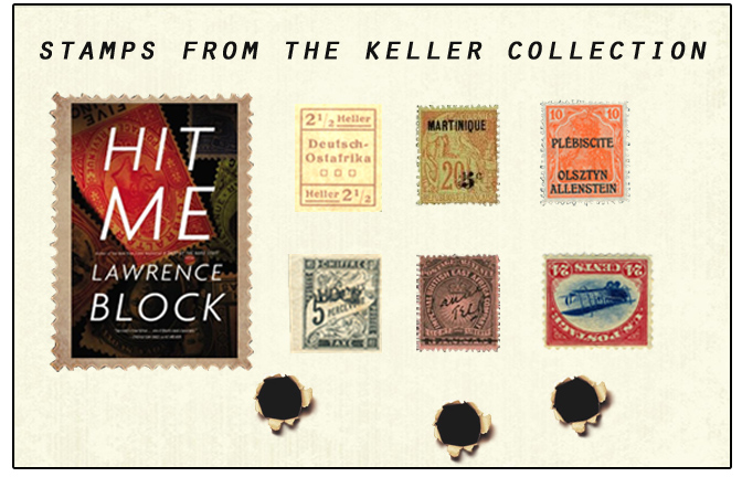 Stamps from the Keller Collection