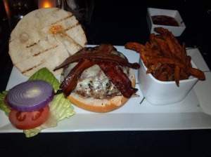 Drunken n10 burger