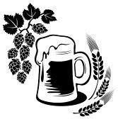 BW Beer Mug