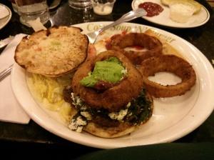 cozy burger