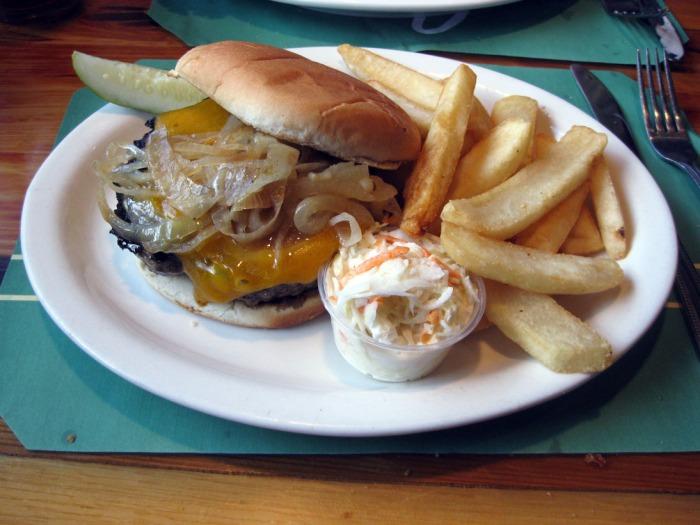 pals cabin burger