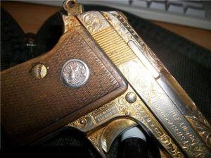 gold colt