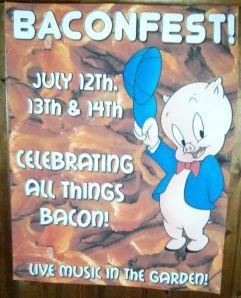 baconfest piggy