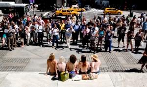 Topless Activism