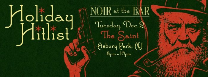 noir at the bar xmas
