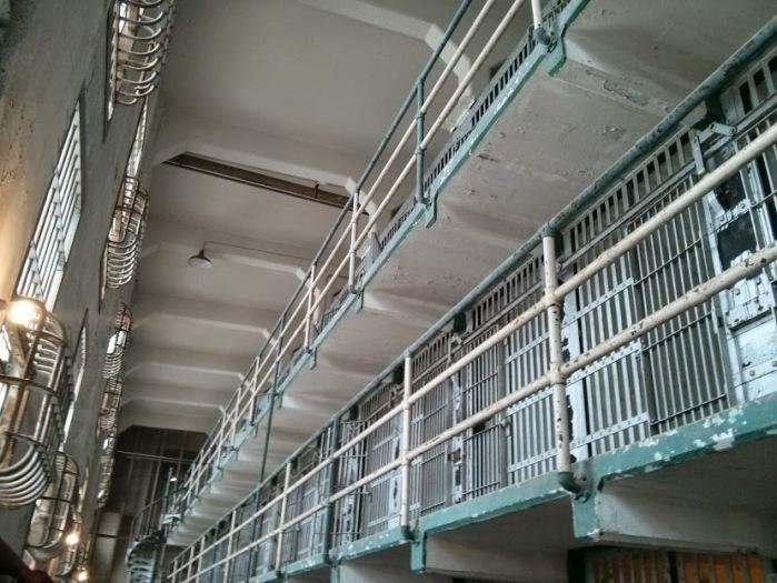 alcatraz tiers