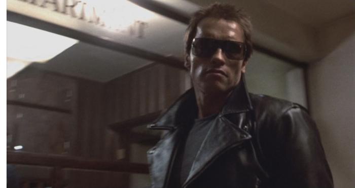 I'll be back - Terminator