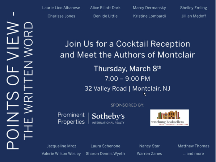 2018-03-02 13_44_36-Meet the Authors of Montclair Reception at Sotheby's _ watchung booksellers